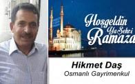 Hikmet Daş'ın Ramazan Ayı Mesajı