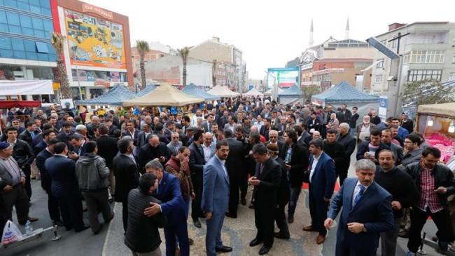 Arnavutköy'de Erzurum Tanıtım Günleri