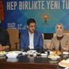 Ak Parti Arnavutköy İlçe Başkanlığı Yerel Basınla Buluştu