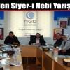 Anadolu Gençlik Derneğinden Siyer-i Nebi Yarışması