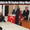 CHP Arnavutköy'de İlk Başkan Adayı Mustafa Keskin Oldu