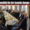 Vural: Arnavutköy'de her konuda damga vurmalıyız