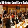 Arnavutköy Kent Konseyi 11. Olağan Genel Kurul Toplantısı Yapıldı