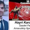 Hayri Karabıyık'ın 18 Mart Çanakkale Zaferi ve Şehitleri Anma Günü Mesajı