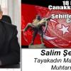 Salim Şeker'in 18 Mart Çanakkale Zaferi ve Şehitleri Anma Günü Mesajı