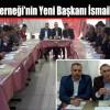 Arnavutköy Ağrılılar Derneği'nin Yeni Başkanı İsmail Aksu Oldu