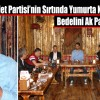 Üner; Saadet Partisi'nin Sırtında Yumurta Küfesi Yok, Bedelini Ak Parti Ödüyor