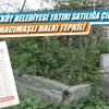 Arnavutköy Belediyesi 'Sarı Dede'nin Mezarını Satılığa Çıkardı