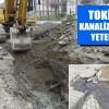 TOKİ'de Kanalizasyon Yetersiz