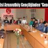 "Saadet Partisi Arnavutköy Gençliğinden ""Gençlik Haftası"""