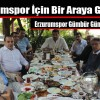 Erzurumspor İçin Bir Araya Geldiler