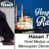 YERMED Başkanı Hasan Terzi'nin Ramazan Ayı Mesajı