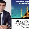 İlkay Kaymak'ın Ramazan Bayramı Mesajı