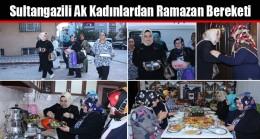 Ak Kadınlardan Ramazan Bereketi