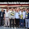 Fenerbahçe Arnavutköy Temsilciliği İlk Toplantısını Gerçekleştirdi
