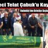 Gazeteci Telat Çabuk'u Kaybettik