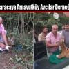 Yaralanan Karacaya Arnavutköy Avcılar Derneği Sahip Çıktı