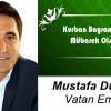 Mustafa Dursun'un Kurban Bayramı Mesajı
