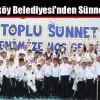 Arnavutköy Belediyesi'nden Sünnet Şöleni