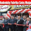 Seyidoğlu Hadımköy Fabrika Satış Mağazası'nı Açtı