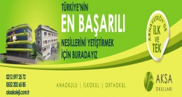 Arnavutköy'ün İlk ve Tek Koleji Açılıyor