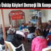 Makedonya Üsküp Köyleri Derneği İlk Kongresini Yaptı