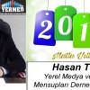 Hasan Terzi'nin Yeni Yıl Mesajı