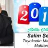 Salim Şeker'in Yeni Yıl Mesajı