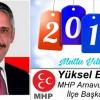 Yüksel Emir'in Yeni Yıl Mesajı