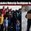İslambey Mahallesi Muhtarlığı Öncülüğünde Halep'e Yardım