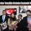 CHP Gençlik Kolları'ndan 'Gençliğin Gözünden Başkanlık Sistemi' Paneli