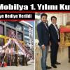 Liya Mobilya 1. Yılını Kutladı