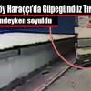 Arnavutköy Haraççı'da Güpegündüz Tır Soygunu