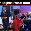 İSTKOP Başkanı Yusuf Uzun'a Ödül
