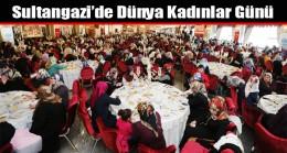 Sultangazi'de Dünya Kadınlar Günü