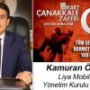 Kamuran Öztürk'ün Çanakkale Zaferi ve Şehitleri Anma Günü Mesajı