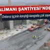 3. Havalimanı Şantiyesinde Kavga