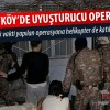 Arnavutköy'de Uyuşturucu Operasyonu