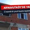 Arnavutköy Karlıbayır'da Yangın: 1 Çocuk Hayatını Kaybetti