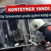 Arnavutköy'de işçilere ait konteynerde yangın: 1 ölü