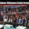 İçişleri Bakanı Süleyman Soylu Arnavutköy'de