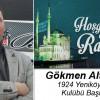 Gökmen Altınbaş'ın Ramazan Ayı Mesajı