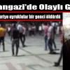 Sultangazi'de Olaylı Gece