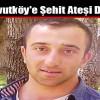 Arnavutköy'e Şehit Ateşi Düştü