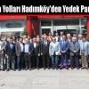 Türk Hava Yolları Hadımköy'den Yedek Parça Alacak