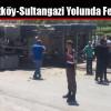Arnavutköy – Sultangazi Yolunda Feci Kaza