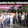 CHP Arnavutköy Kuruluş Yıldönümünü Kutladı