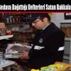 Belediyenin Bedava Dağıttığı Defterleri Satan Bakkala Ceza Kesildi