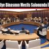 Yeni Belediye Binasının Meclis Salonunda İlk Toplandı