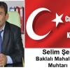 Selim Şen'in Cumhuriyet Bayramı Mesajı